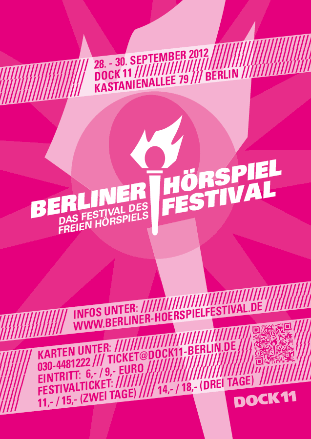 4. Berliner Hörspielfestival 2012